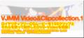 VJMM Video&Clip.1 155本のVJ動画素材とVJ映像VideoのSET 自由に使えるロイヤリティフリー動画素材集