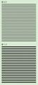 【18年9月予定】くらくらシール DE2-24 線0.5 線1.0 黒