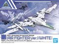 30MM エグザビークル エアファイターver.  ホワイト EV-01