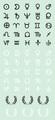 くらくらシール DE1-04 ゾディアック