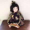 童子の人形