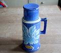 清水焼の陶製魔法瓶