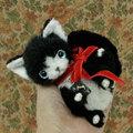 黒オフ白猫1705