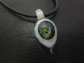 TOMOMATSU GLASS WORKS/GLASS PENDANT