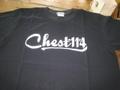 チェスト114 Tシャツ(Mサイズ)
