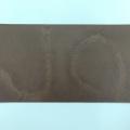 【焼印】ティーポレザー #チョコ 約1.6mm厚 15×30cm ②