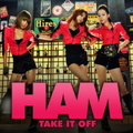 HAM 「TAKE IT OFF」 [CD] 【HAM-0001】