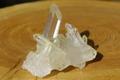 最高品質!ゴールデンヒーラー水晶クラスター【高品質・透明・稀少】