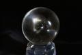 超激レア!最高品質ガネーシュヒマール水晶丸玉5【最高品質・透明・光沢・超激レア】