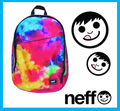 【NEFF】DAILY BACKPACK バックパック TIEDYE