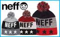 【NEFF】Big star beanie