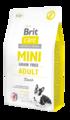 Brit ケア ミニ グレインフリー アダルト ラム(2kg×3)