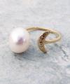 Serenity Pearl Ring / 0159