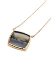 Opal Chalcedony Necklace / 02125