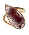 Fantastic Five Quartz Ring -L / 01126