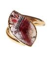 Fantastic Five Quartz Ring -M / 01125