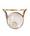Quartz in quartz Ring / 01123