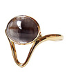 Sillimanite Cat's Eye Ring / 0193