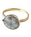 Trapiche Sapphire Ring / 01159