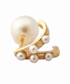 Double wind in pearl Pierce / 0371