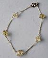 Rough Garnet Bracelet / 0427