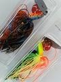 mibro&KTWLURES コブラチャター1/2oz ブラックブレード