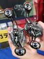 メガテックLIVRE 10周年記念モデル ベイトタイプカスタムハンドル95mm