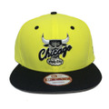 【Chicago Bulls】Light Yellow Black