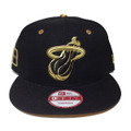 【Miami Heat】Black Gold Brown