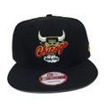 【Chicago Bulls】Black Yellow Red