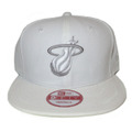 【Miami Heat】White Gray