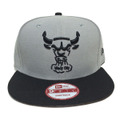 【Chicago Bulls】Gray Black