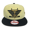 【Chicago Bulls】Beige Black