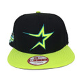 【Houston Astros】Black Volt Teal