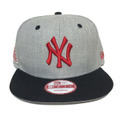 【New York Yankees】Gray Black Red