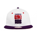 【Phoenix Suns】White Purple Red