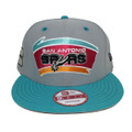 【San Antonio Spurs】Gray Teal