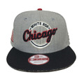 【Chicago White Sox】Gray Black Red Cement