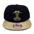 【Chicago Bulls】Black Gold 6 Time Champs