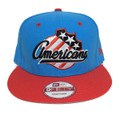 【Rochester Americans】Vivid Blue Medium Red