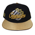 【Rochester Americans】Black Gold Silver