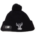 【Chicago Bulls】Black White Beanie