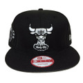 【Chicago Bulls】Black White 6 Time Champs