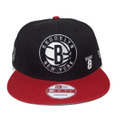 【Brooklyn Nets】Black Red