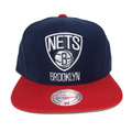 【Brooklyn Nets】Navy Red White