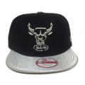 【Chicago Bulls】Black Silver