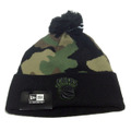 【New York Knicks】Camo Beanie