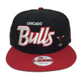 【Chicago Bulls】Black Red Script