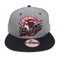 【Chicago Bulls】Gray Black Red