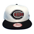 【Cincinnati Reds】White Black Red Gray